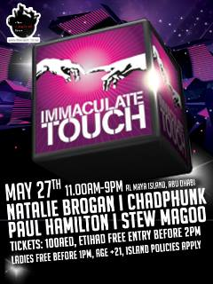 Al Maya presents IMMACULATE TOUCH