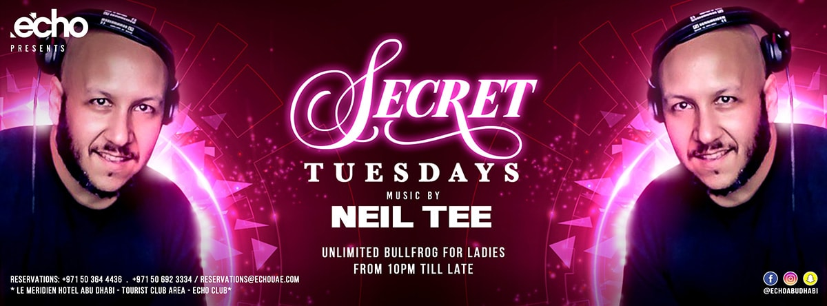 Secret Tuesdays @ Echo