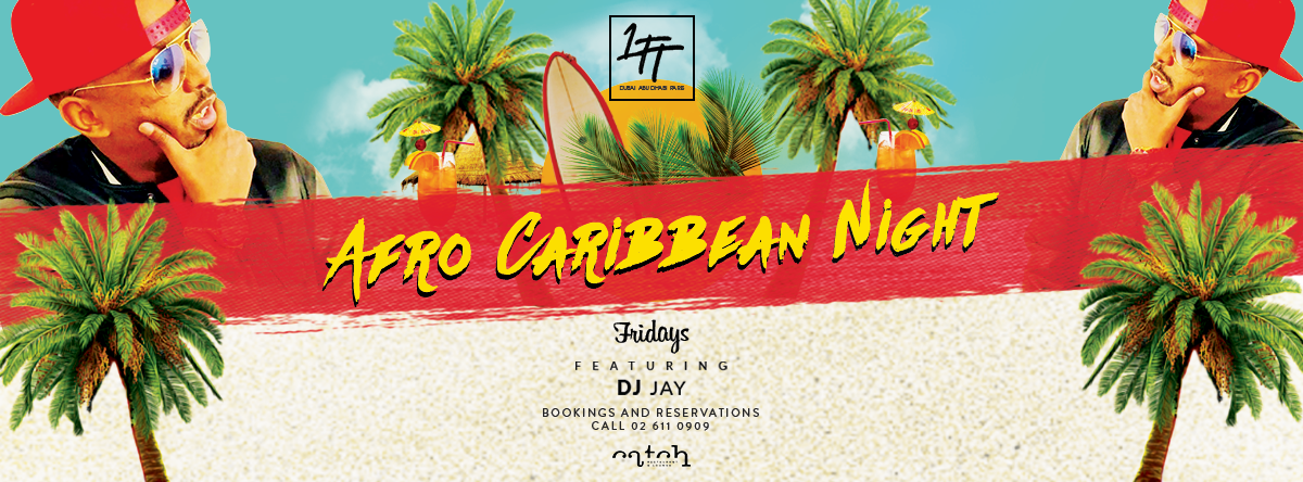 Afro Caribbean @ Catch