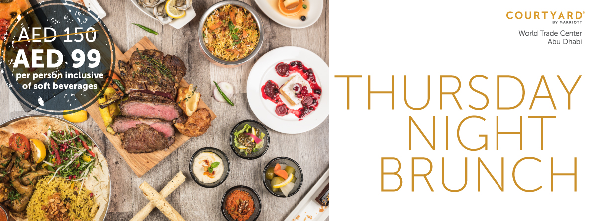 Thursday Night Brunch @ Bistro