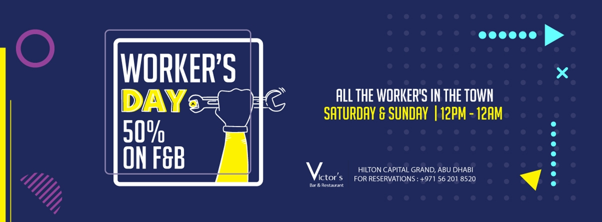 Worker's Day @ Victor's