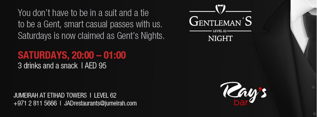 Gents' Night @ Ray's Bar