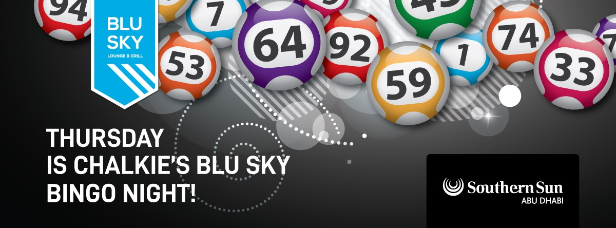 Bingo Night @ Blu Sky Lounge & Grill