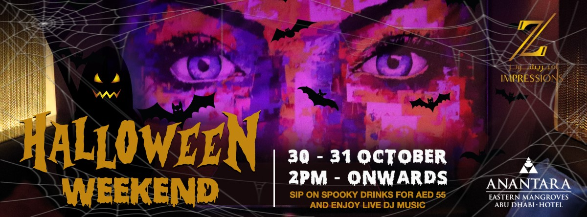 Halloween Weekend @ 7 by Impressions