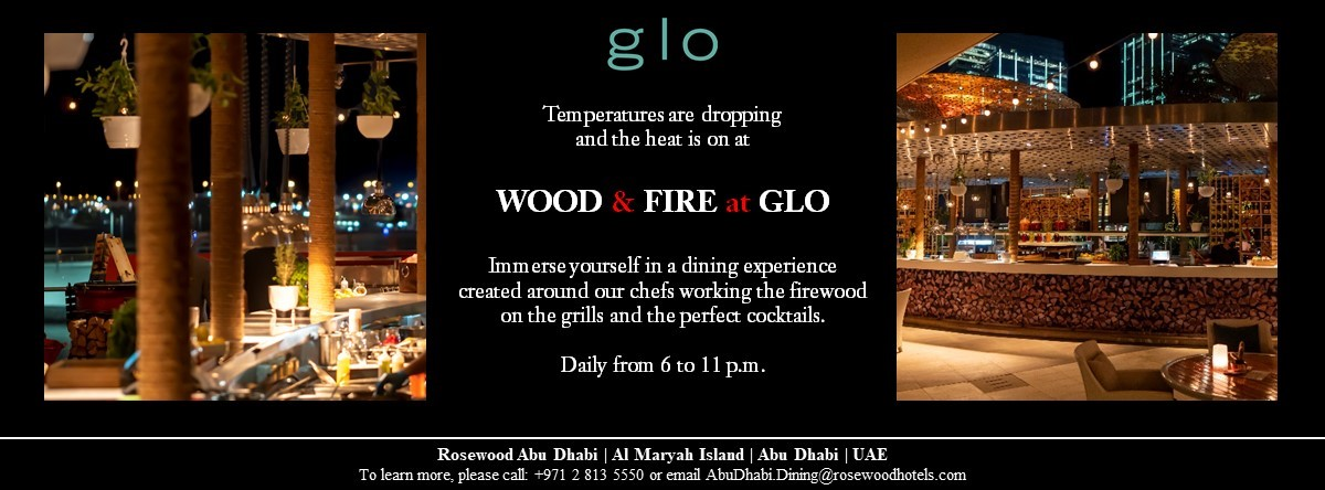 Wood & Fire @ Glo